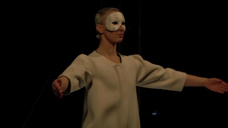 Сучасний балет Bauhaus TANZT Air Гогольfest