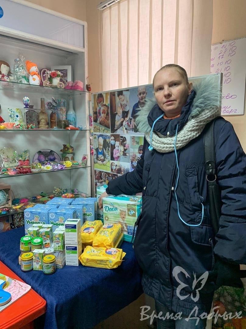 Помощь для Богдана Батищева