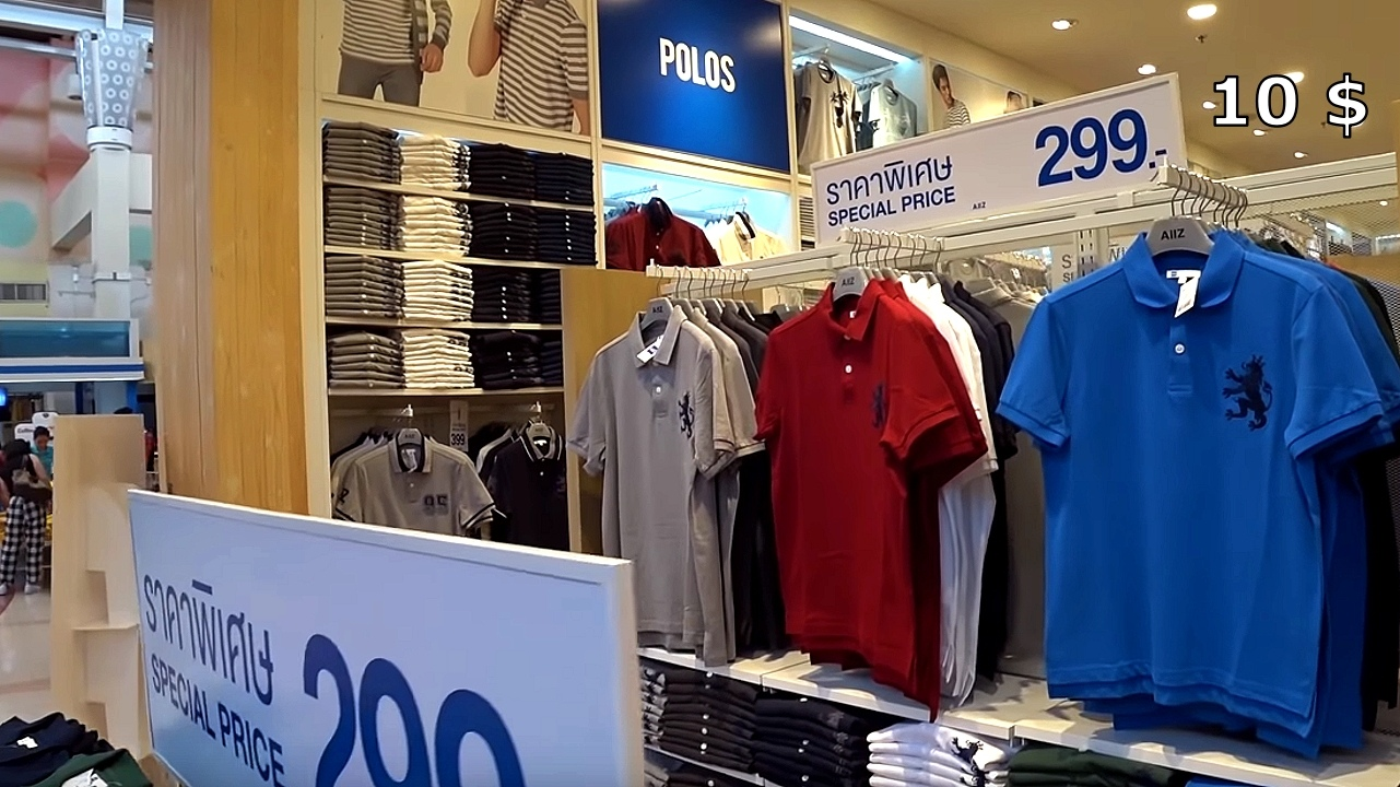 Цены на одежду и сувениры в Таиланде (фото). RhXIHu3ma28