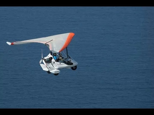 Ultralight Microlight apollo deltajet 2 extreme flying