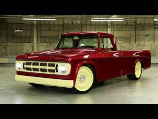 Mopar Low liner на базе 1968 Dodge D200-SEMA 2020