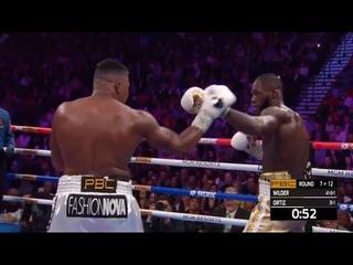 Deontay Wilder vs. Luis Ortiz 2 - Full Fight Highlights HD KO!!!!!