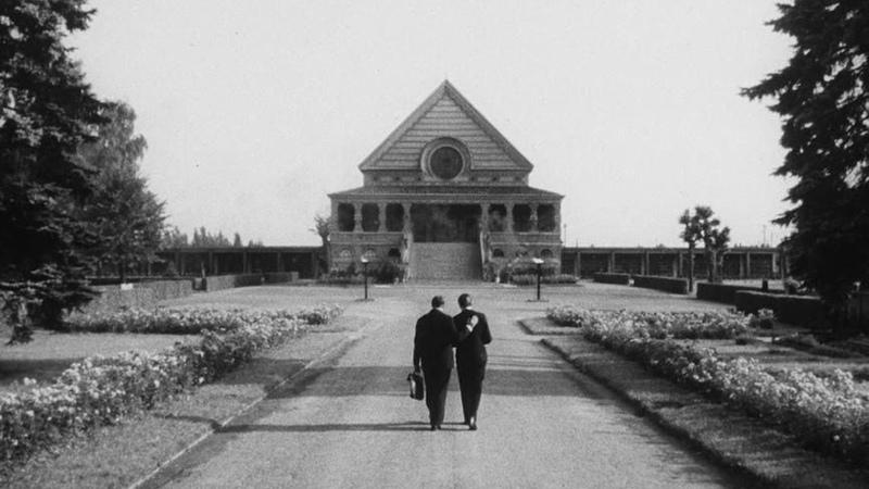 Архитектура смерти Как менялся образ погребальных сооружений в XX веке