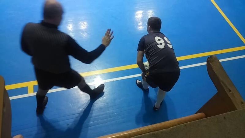 Матч Гладиус-2 vs ПМФК , Третья Лига Донецка , Группа B , 5 тур , зима 19/20