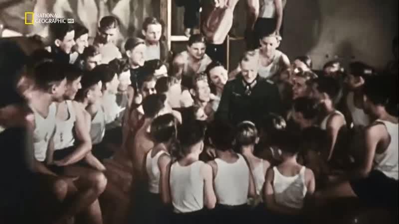 Истории нацистских детей из Гитлерюгенда