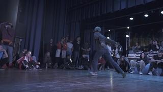 FINAL HIP HOP PRO   Razan vs Gelya   Legion Dance Battle 2