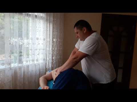 Работает костоправ. Мучительные боли пропали всего за 5 минут./Chiropractic.