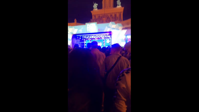 Антон Танаев — Live