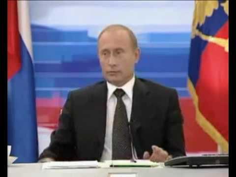 Путин Русские националисты придурки и провокаторы