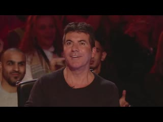 Spectacular Salsa - Paddy  Nicko - Electric Ballroom - Britains Got Talent 2014