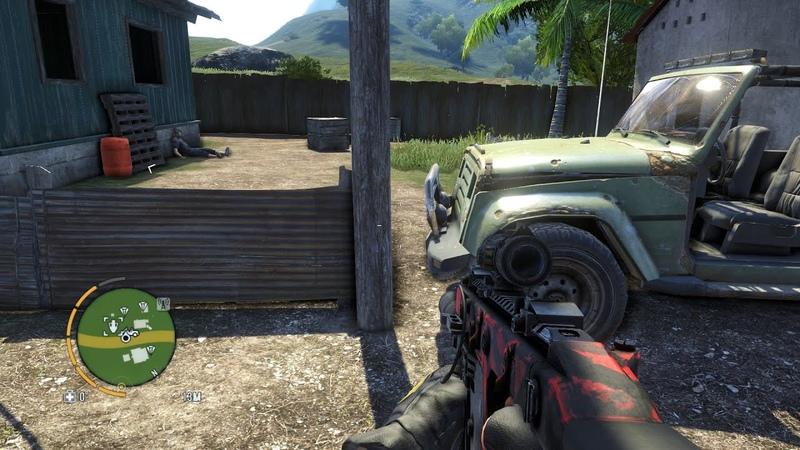 26 серия Far Cry 3 Грязная работа Реликвии Испытание ракьят Аванпосты