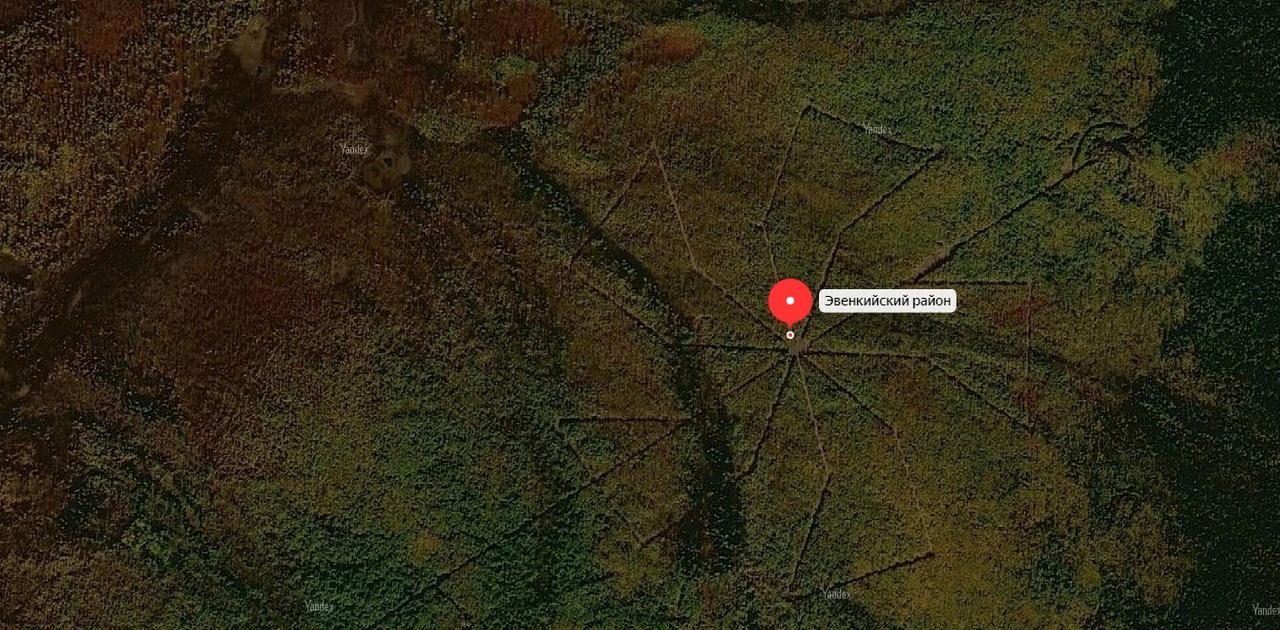 Геоглифы в Красноярском крае