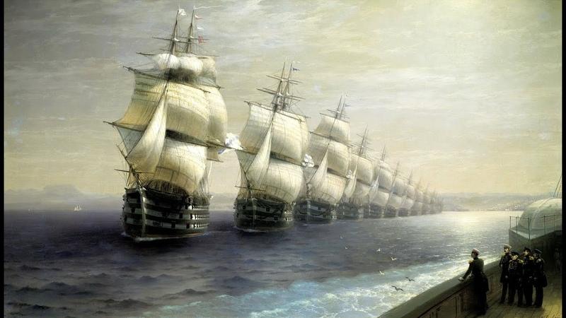 Видео рассказывает об уничтоженном большевиками Андреевском соборе в Кронштадте Главном Храме флота