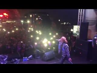 Выступление Gunna с треком Hot в Южной Африке