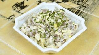 ТОП- 3 Самых быстрых и вкусных салатов! Готовятся за 5 МИНУТ!!!!
