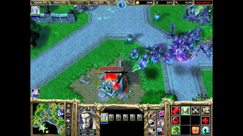 PC Longplay [172] WarCraft III Reign of Chaos (part 04 of 10)