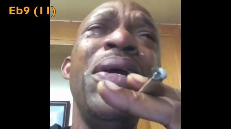 MAN STARTS CRYING BECAUSE HIS WEED IS SO GOOD - Harmonizator