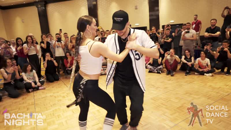 Max Elza - Bachata workshop Bachatas Nights 2020 (Moscow, Russia)