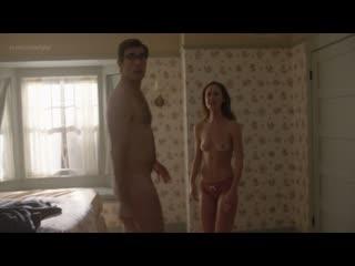 Emily Browning, Kiri Hartig Nude - The Affair s05e03 (2019) HD 1080p Watch Online