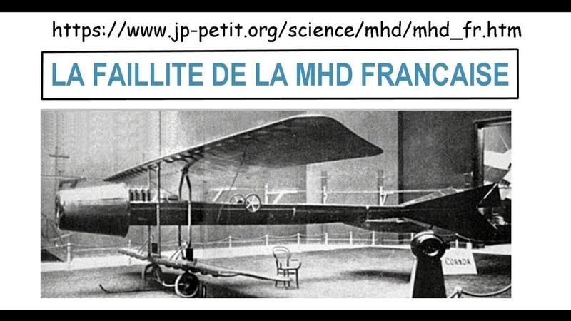 LA FAILLITE DE LA MHD FRANCAISE 2