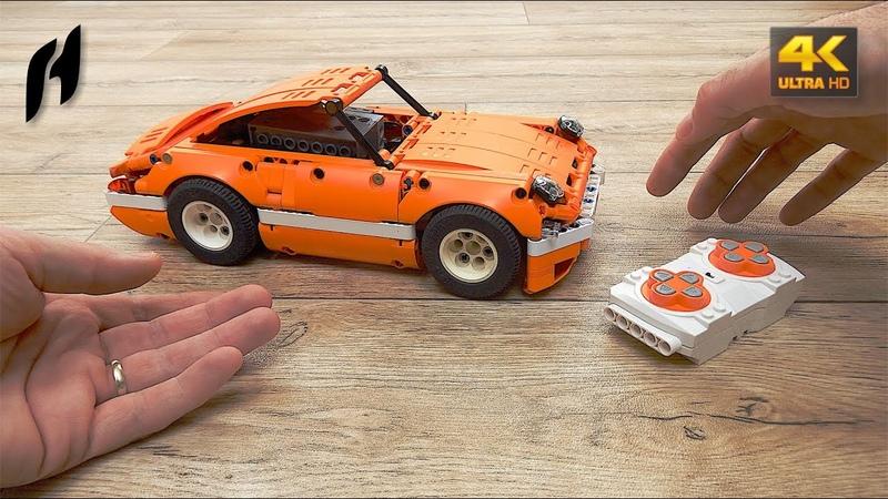 Lego Technic Porsche (MOC)