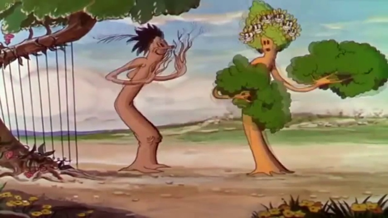 Animation Silly Symphony Flowers And Trees Disney Movies Movies For Kids Animation6