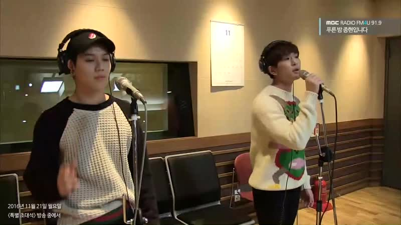 SHINee Tell Me What To Do 샤이니 Tell Me What To Do 푸른 밤 종현입니다 20161121
