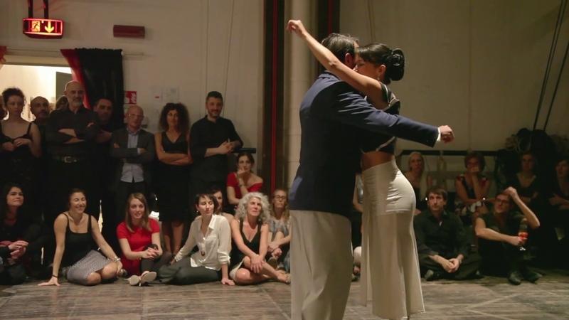 Pablo Inza y Sofia Saborido MilongaSì 23 03 19 Bologna 1