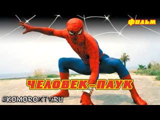 Человек-Паук / Toei Spiderman (фильм) (озвучка SkomoroX)