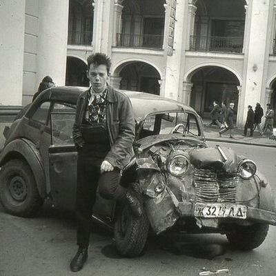 Семён Вишняков