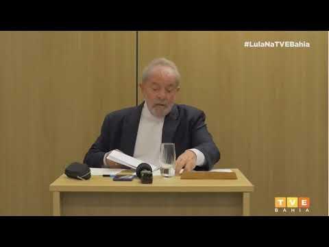 Exclusivo | Bob Fernandes entrevista Lula