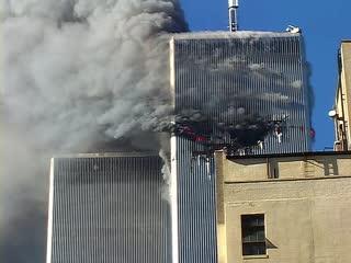 Cynthia Weils 9/11 Footage (Enhanced Quality)