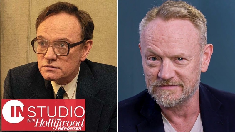 'Chernobyl' Star Jared Harris on Emmy Nomination The Real Valery Legasov In Studio