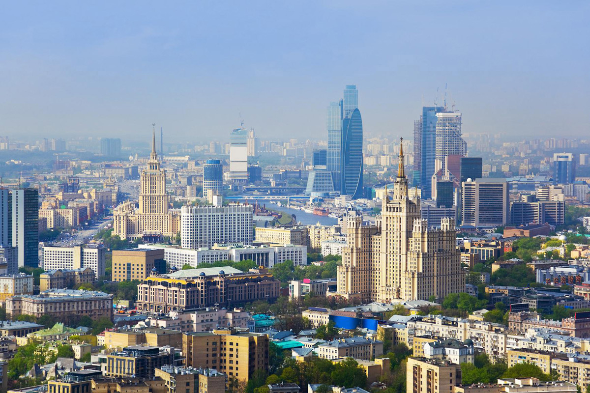 Московские адреса коломенцев