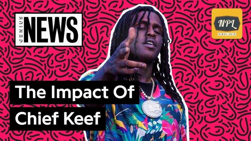 Как Chief Keef повлиял на мамбл-рэп | Озвучка NPL |