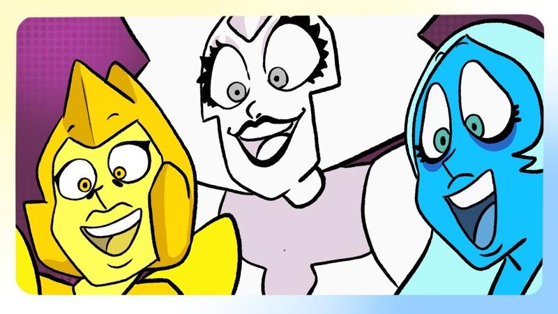 The Diamonds Call Bullshit Steven Universe Animatic