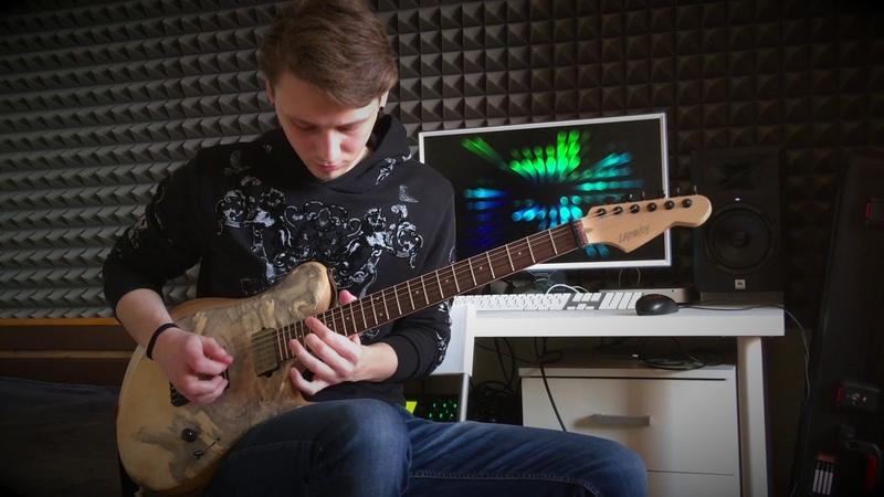 Shoom Теряя себя single 2018 Guitar Solo