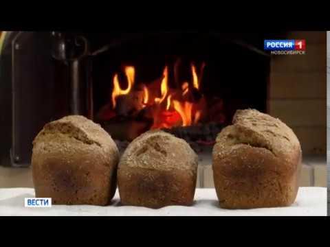 Сюжет телеканала Россия о русской печи в Кедровом Доме Мегре