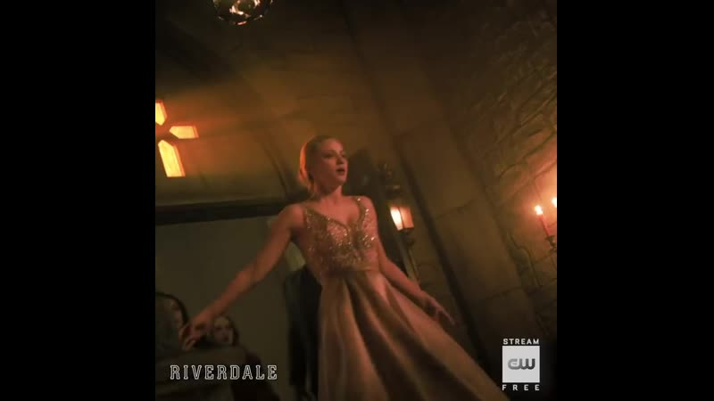 Riverdale - Only a few ascend.