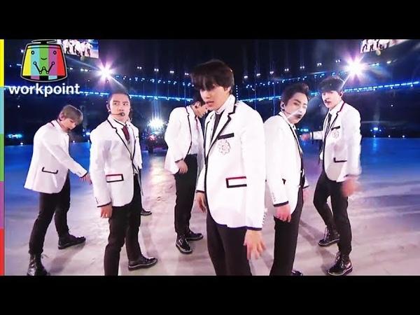 EXO   Growl, Power   Winter Olympic 2018