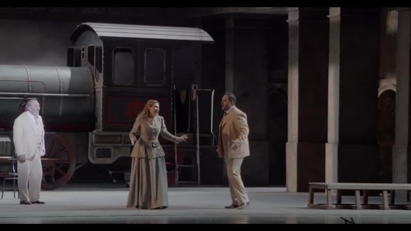 Puccini Manon Lescaut Пуччини Манон Леско Teatro di San Carlo di Napoli 2017