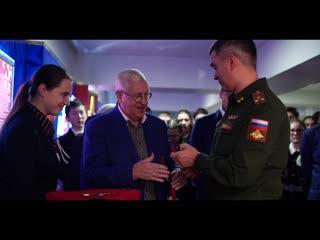 Открытие выставки, посвященной хоккейной истории армейского Клуба.