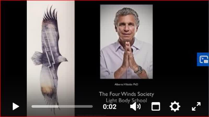 Energie Medizin Alberto Villoldo Chakra Video