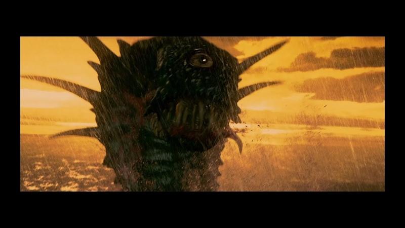 Беовульф рассказывает историю о битве с морскими чудовищами Беовульф 2007 Beowulf