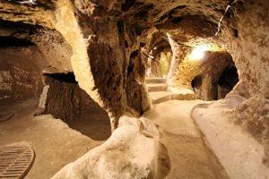 Подземные города древних цивилизаций