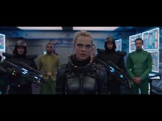 Валериан и город тысячи планет (2017) BDRip 1080p | Лицензия