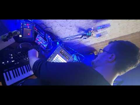 Dj Wadada - Techno Acid Session / 24 10 2019