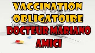 Docteur Mariano Amici Contre la vaccination obligatoire (IT)