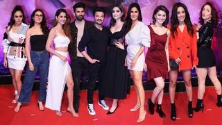 Malang Special Screening   Katrina Kaif, Sonam Kapoor, Urvashi Rautela