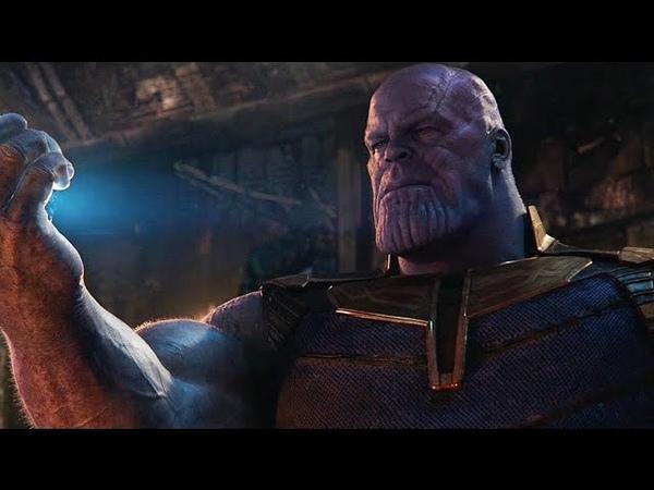 Танос получает камень пространства - Мстители: Война бесконечности